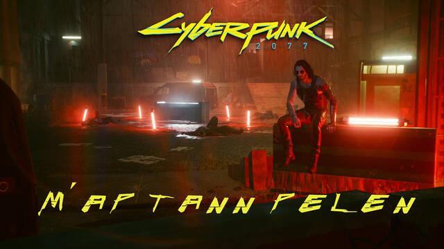 M'ap tann pèlen en Cyberpunk 2077 al 100%
