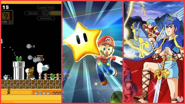 Nintendo Switch juegos disponibles por tiempo limitado