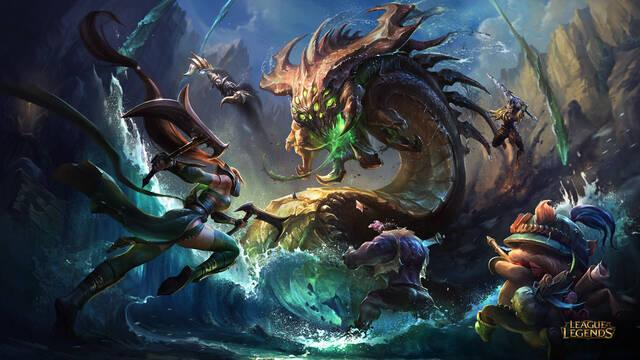 Riot Games anuncia que el universo League of Legends tendrá su propio MMO.