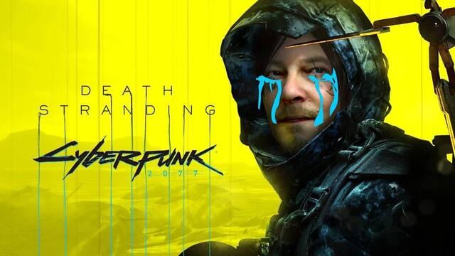 Death Stranding recibe críticas por su colaboración con Cyberpunk 2077