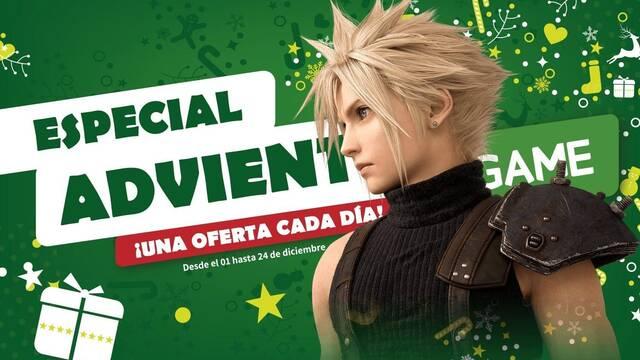 Final Fantasy VII Remake Deluxe Edition de oferta en GAME