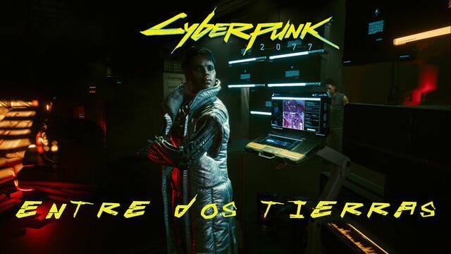 Entre dos tierras en Cyberpunk 2077 al 100%