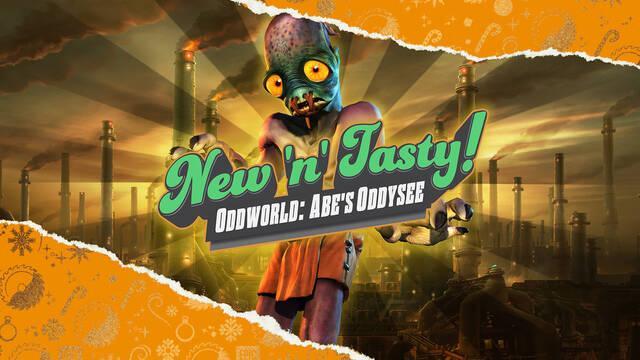 Oddworld: Abe's Oddysee New N' Tasty! gratis en Epic Games Store.