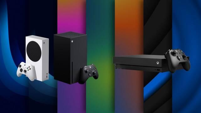 Xbox Series X/S One actualización noviembre 2020