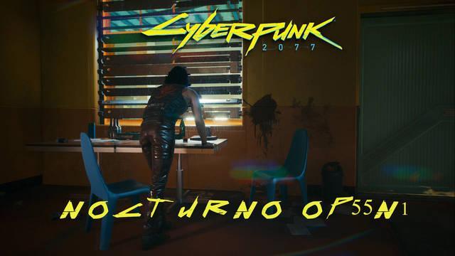 Nocturno Op. 55 Nº 1 en Cyberpunk 2077 al 100%