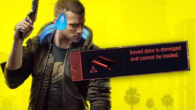 Cyberpunk 2077: Las partidas guardadas se corrompen si se superan los 8 MB.