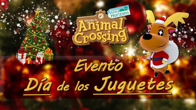 Día de los Juguetes en Animal Crossing NH: Regalos y recompensas