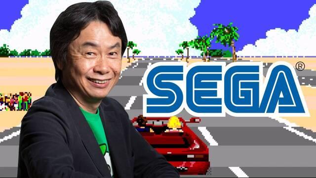 Los hijos de Miyamoto jugaban a juegos de Sega cuando eran pequeños.