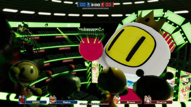 Super Bomberman R Online Stadia jugar gratis
