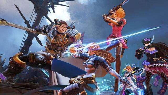 Granblue Fantasy Re: Link muestra gameplay y nuevas imágenes