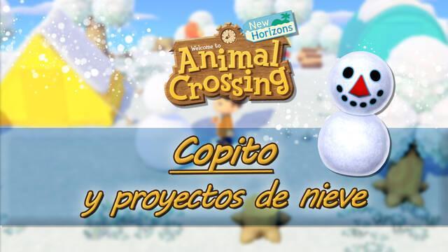 Copito en Animal Crossing New Horizons: Recetas y cómo crearlo