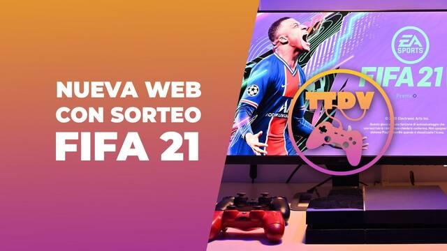Sorteo de FIFA 21 en TTDV.