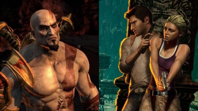 Sony barajó lanzar remakes de God of War y Uncharted.