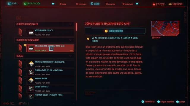 Cómo pudiste hacerme esto a mí en Cyberpunk 2077 al 100%