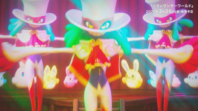 Balan Wonderworld nuevo tráiler plataformas Square Enix