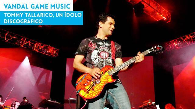 Tommy Tallarico, un ídolo discográfico