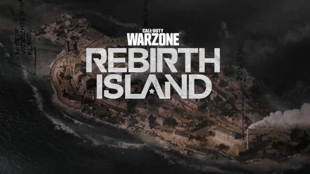 Rebirth Island, el nuevo mapa de Call of Duty: Warzone.