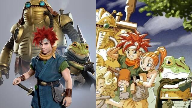 Rediseño realista de los personajes de Chrono Trigger por parte del director de arte de God of War.