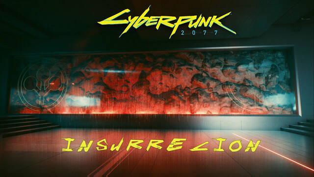 Insurrección en Cyberpunk 2077 al 100%