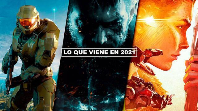 Lo que viene en 2021 al mundo del videojuego