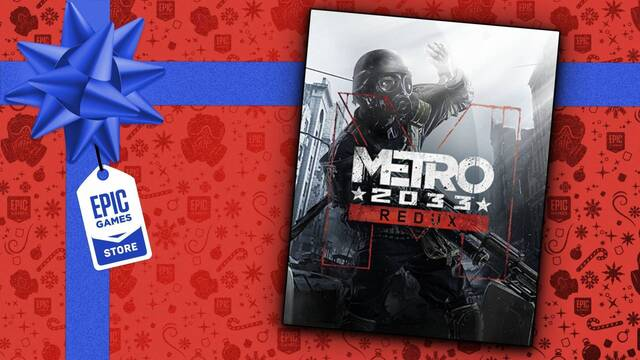 Metro 2033: Redux disponible gratis en Epic Games Store.