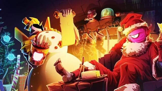 Dead Cells y su actualización de Navidad