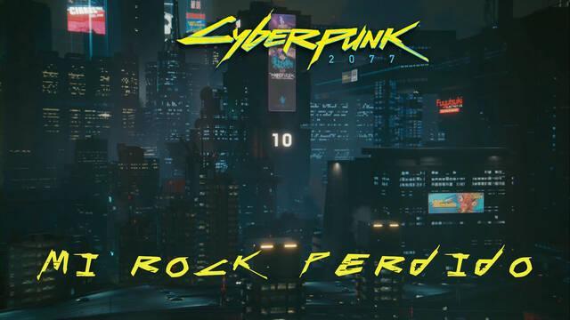 Mi rock perdido en Cyberpunk 2077 al 100%