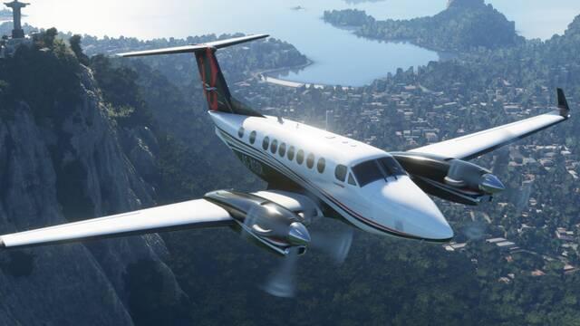 Microsoft Flight Simulator se actualiza con compatibilidad VR.