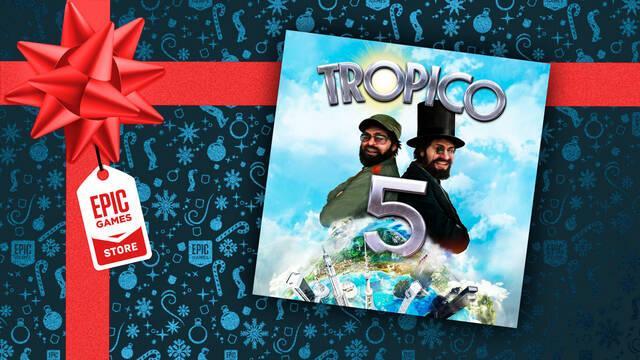 Tropico 5 gratis en Epic Games Store
