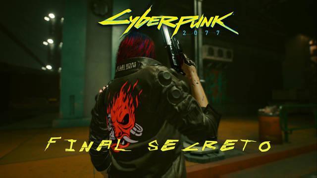 Cyberpunk 2077: cómo ver el final secreto