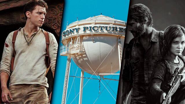Sony Pictures con 10 películas y series de videojuegos PlayStation
