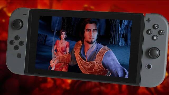 Se filtra la versión de Prince of Persia Las Arenas del Tiempo Remake para Switch.
