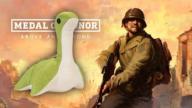 Descubren un easter egg de Apex Legends en Medal of Honor: Above and Beyond.