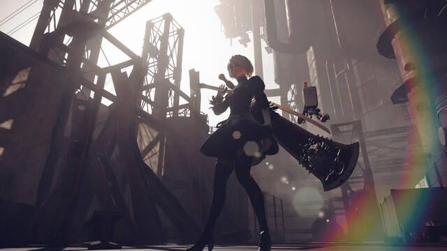 NieR: Automata supera los 5 millones de copias vendidas.