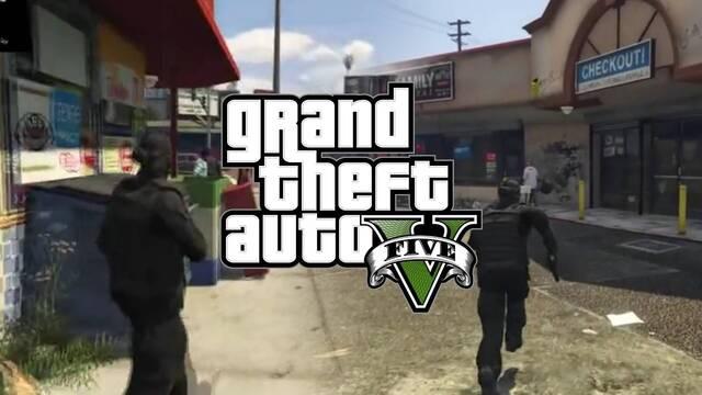 Terroristas yihadistas modifican GTA V para captar jóvenes.