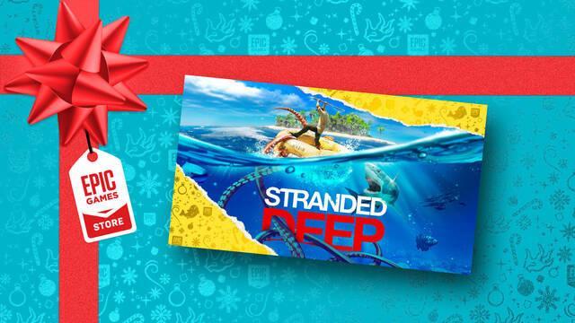 Stranded Deep gratis en Epic Games Store