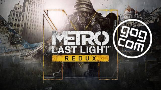 GOG ofrece gratis Metro Last Light Redux para PC.