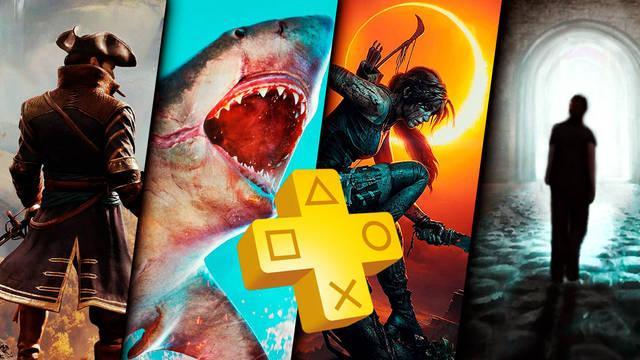 Juegos de PS Plus de enero de 2021.