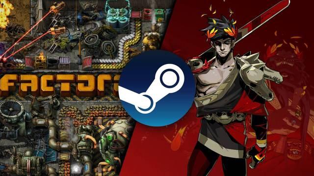 Hades y Factorio los juegos mejor valorados de Steam en 2020.