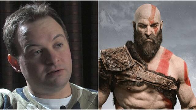 David Jaffe juega al reboot de God of War de 2018