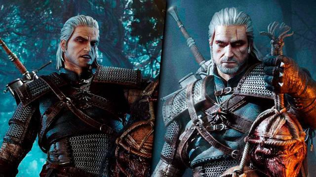 Geralt de Rivia, figura The Witcher 3