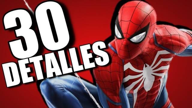 Spider-Man y sus 30 detalles alucinantes