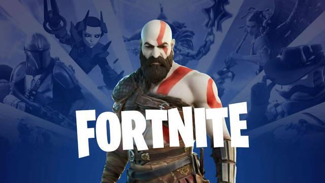Fortnite: Kratos de God of War se añadirá como personaje jugable pronto