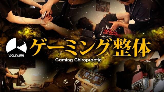Una clínica quiropráctica en Japón especializada en gamers.