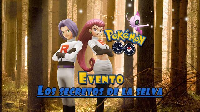 Pokémon Go anuncia nuevo evento con Celebi shiny y el regreso de Jessie y James