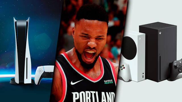 NBA 2K21 comparativa PS5 y Xbox Series X/S