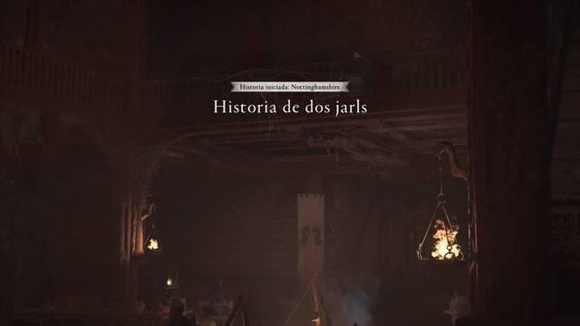 Historia de dos jarls al 100% en Assassin's Creed Valhalla
