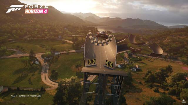 Forza Horizon 4 Super7 creador circuitos