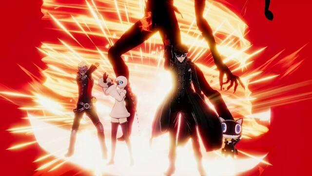 Persona 5 Strikers fecha de lanzamiento españa pc ps4 switch