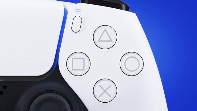 Actualización de PS5 sobre el DualSense